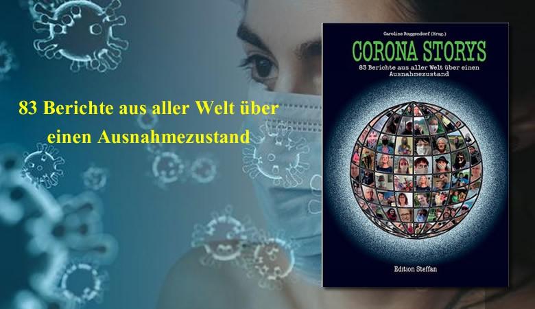 Corona Storys das Buch